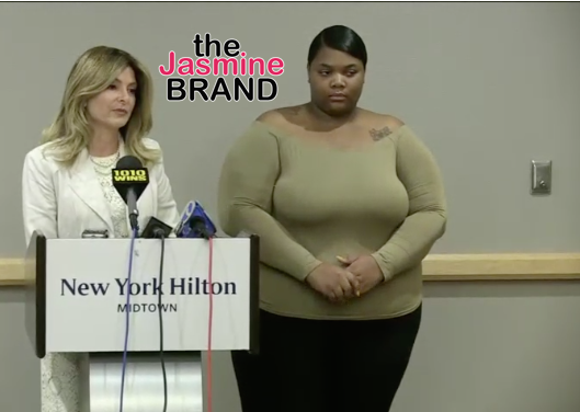 Usher: Woman Claims Singer Exposed Her To STD, Holds Press Conference