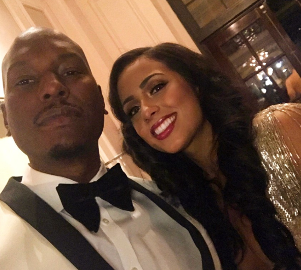 Tyrese & Wife Samantha Lee - We're Having A Baby Girl!