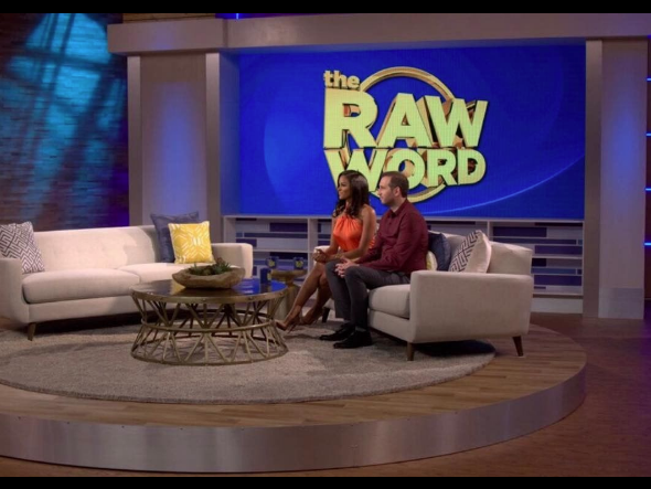 Michael Eric Dyson, Claudia Jordan & Dr. Dan Ratner Land The Raw Word Talk Show