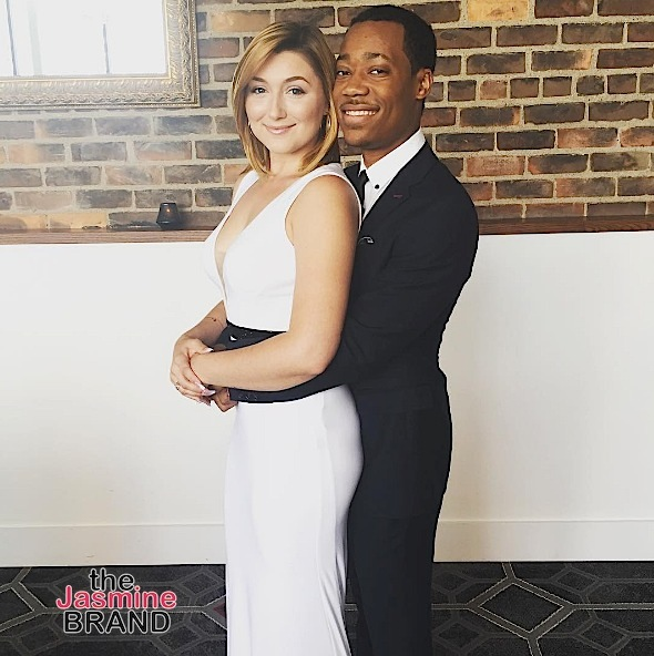 who is tyler james williams girlfriend