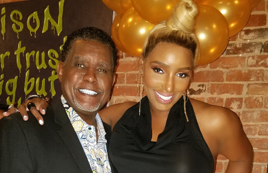 NeNe Leakes: My husband did NOT have a stroke!