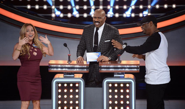 """Celebrity Family Feud"" Hosted by Steve Harvey Renewed"
