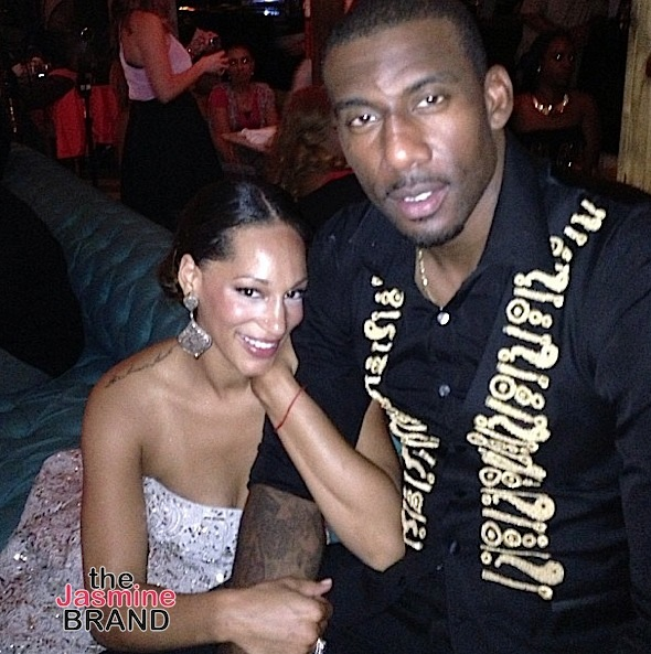 Confirmed! Amar'e Stoudemire Fathered Child Outside Marriage, Paying Child Support