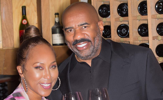 Steve Harvey's Wife Marjorie Was Tied To Two Drug Smuggling Rings