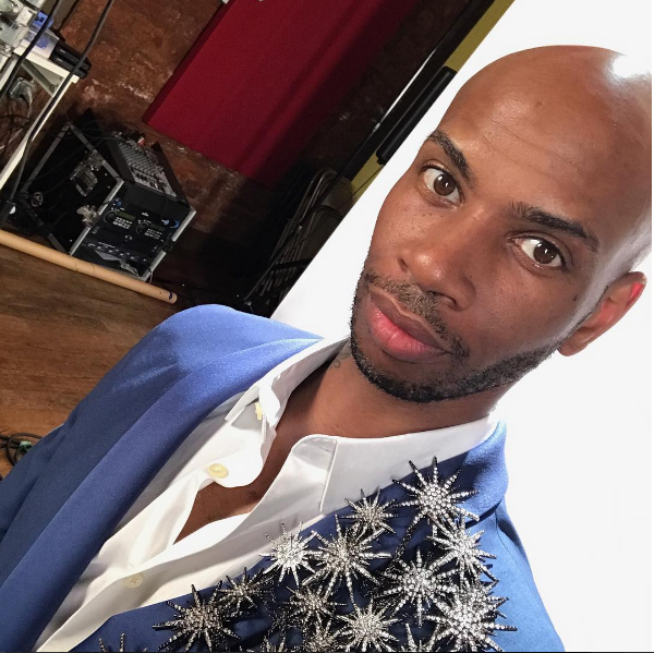 Designer Reco Chapple On Being Openly Gay In Black Fraternity Kappa Alpha Psi