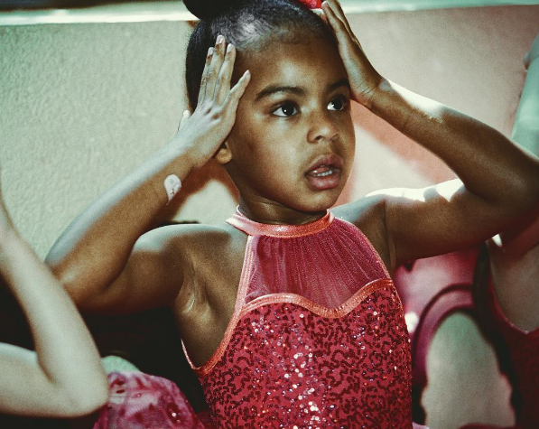 Blue Ivy Performs At Dance Recital [Photos]