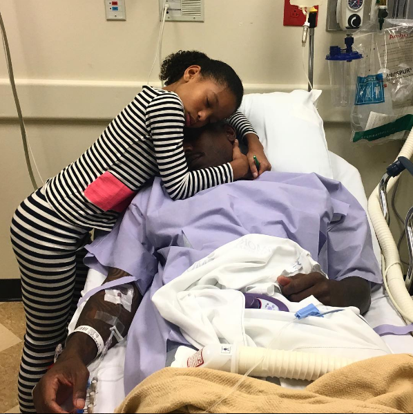Tyrese Is Recovering From Surgery [Photos]