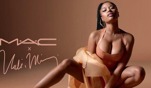 Nicki Minaj Launches Nude Lipsticks, Announces New MAC Collaboration