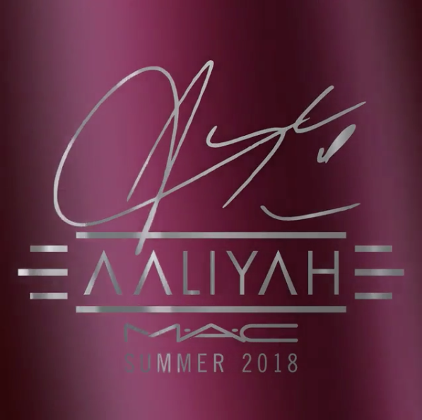 MAC Announces New Aaliyah Collection