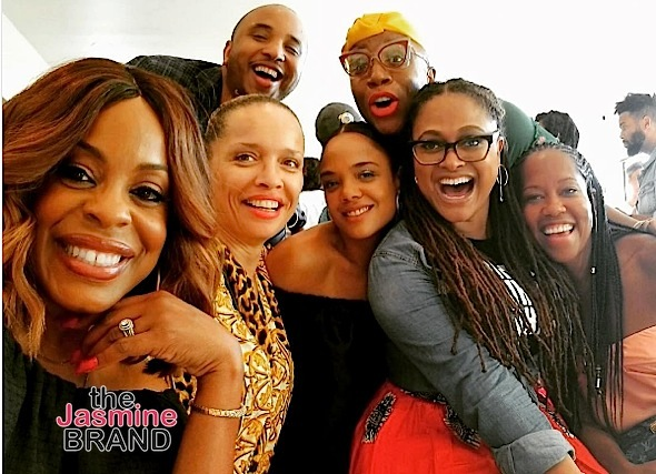 Ava DuVernay's Celebrates B-Day House Party w/ Niecy Nash, Gayle King, Regina King, Charlamage & More Black Hollywood