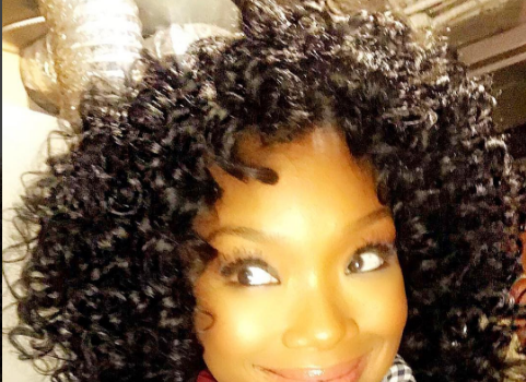 Brandy Admits: I did look pregnant. [Ovary Hustlin']