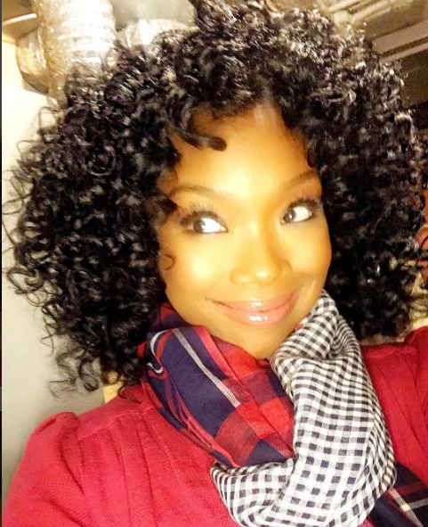 Brandy Admits: I did look pregnant.