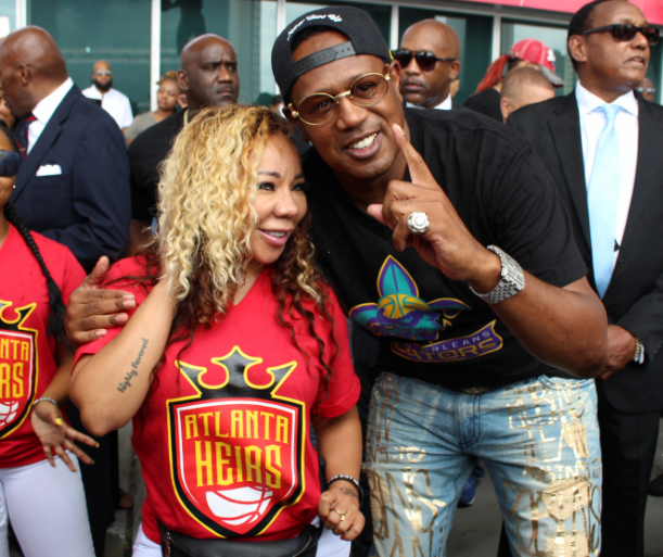 Master P: I'm NOT dating Tiny Harris! [VIDEO]