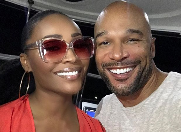Cynthia Bailey Shows Off New Boyfriend