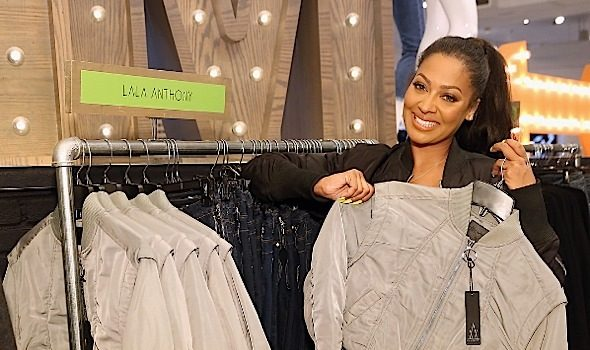 Lala Anthony Launches Collection w/ Lord & Taylor [Photos]
