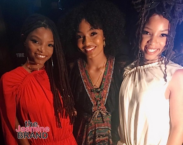 Beyonce Proteges Chloe x Halle Join 'Grown-ish' Series