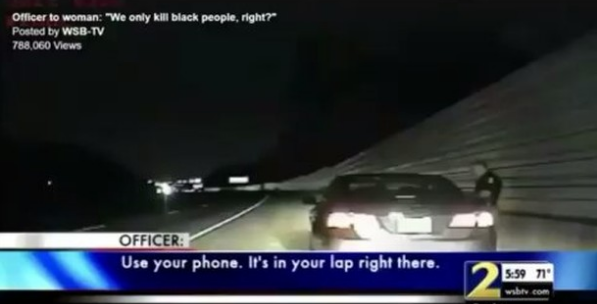 Officer Who said 'we only shoot black people' Will Be Fired