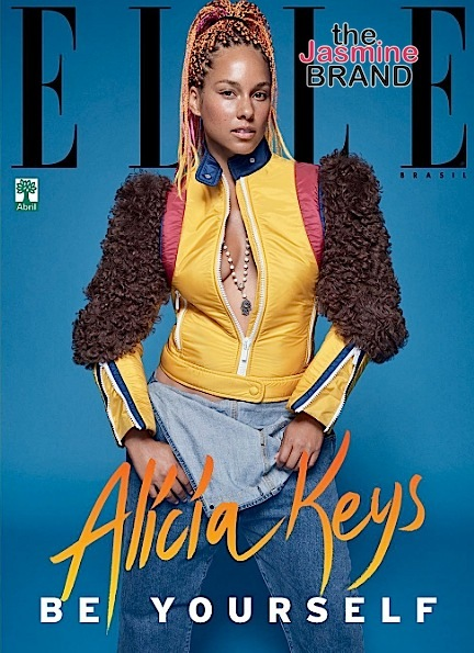 Kelly Rowland, Alicia Keys & Jennifer Williams Serve Braid Envy