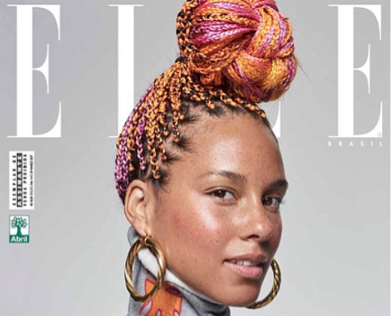 Kelly Rowland, Alicia Keys & Jennifer Williams Serve Braid Envy! [Photos]