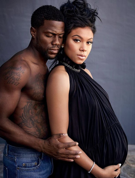 Kevin Hart & Wife Eniko Welcome Baby Boy Kenzo