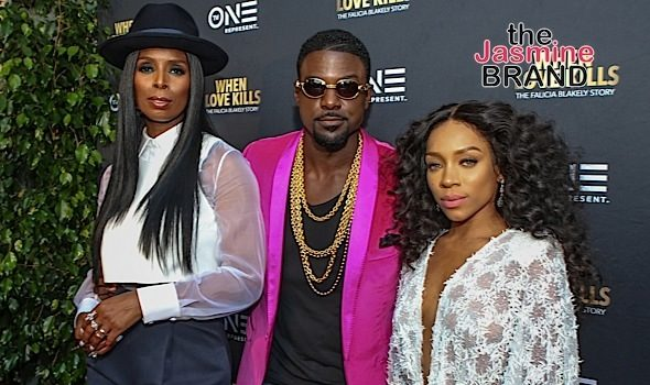 Tisha Campbell, Loni Love, Lil Mama, Safaree, Lance Gross, Tasha Smith Attend 'WHEN LOVE KILLS' Premiere