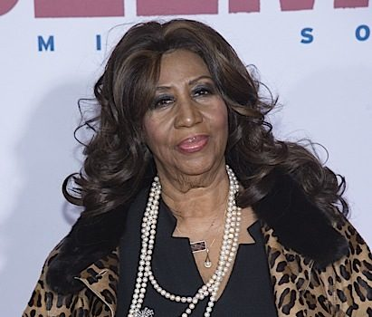 Aretha Franklin Open Casket Photo Revealed