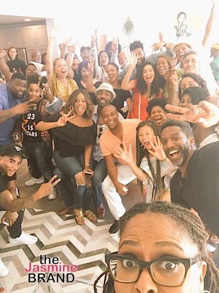 Ava DuVernay's Celebrates B-Day House Party w/ Niecy Nash, Gayle King, Regina King, Charlamage & More Black Hollywood