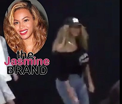 Beyonce Roller Skates in LA! Jay-Z Watches On Sidelines [VIDEO]