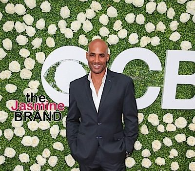 Boris Kodjoe Reveals His Secret To The Fountain Of Youth