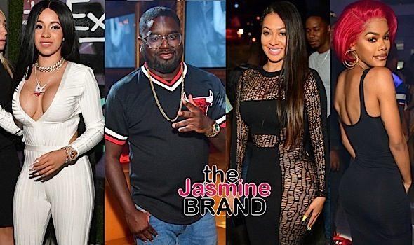 Yo Gotti, DeRay Davis, Cardi B, Lil Rel Howery, Lala, Teyana Taylor Party in Atl [Photos]