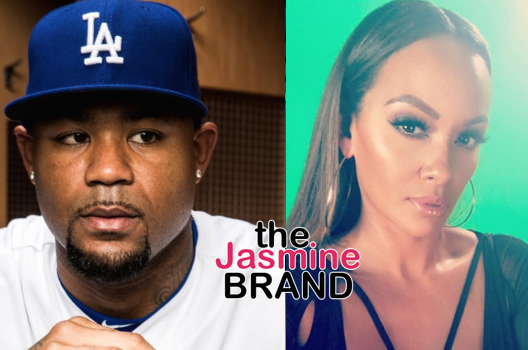 Evelyn Lozada Reacts To Ex Carl Crawford's Recent Domestic Abuse Charge: Carl Has Never Been Violent