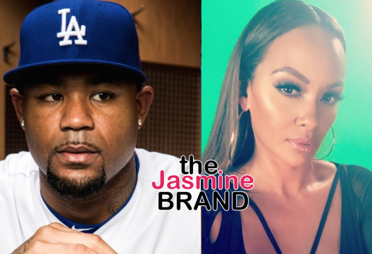 Evelyn Lozada's Ex Carl Crawford Allegedly Welcomes 5th Child
