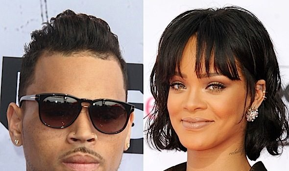 Rihanna & Chris Brown Keep In Contact With Each Other