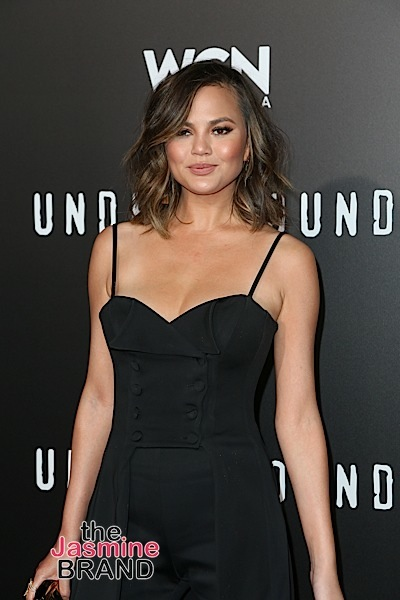 Chrissy Teigen Accidentally Reveals Gender For Baby #3 [WATCH]