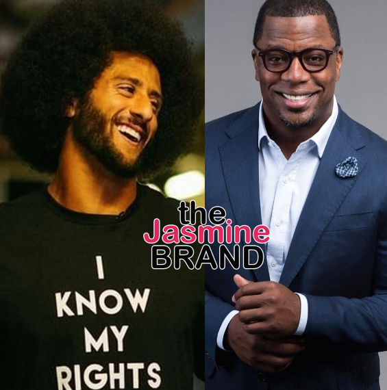 "Kordell Stewart's Advice to Colin Kaepernick: Stay ""low key"" & quiet about your activism!"