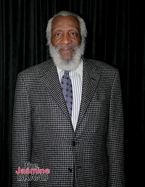 Dick Gregory Dies at 84 [Condolences]