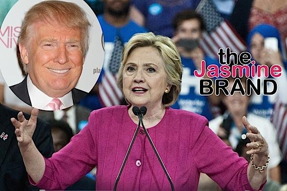 Hillary Clinton Says Donald Trump Made Her Skin Crawl