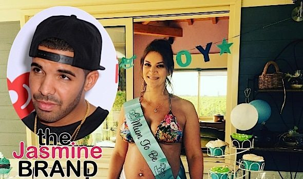 Drake's Alleged Baby Mama's Baby Shower Photos