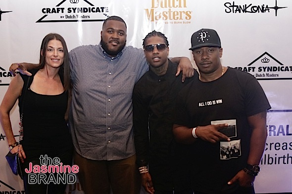 Don Cannon, Lil Durk, Big Boi Celebrate 'Craft Syndicate By Dutchmasters' Producer Koji The Bandit at Stankonia