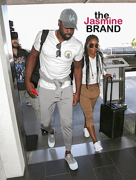 D Wade's Baby Mama Aja Métoyer Accused of Shading Gabrielle Union In