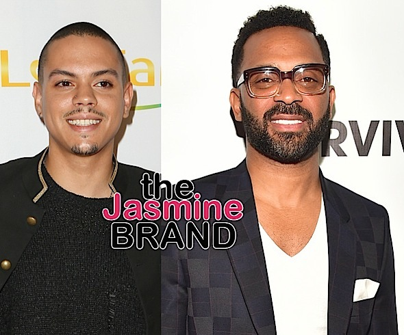 Mike Epps & Evan Ross Join 'Star'