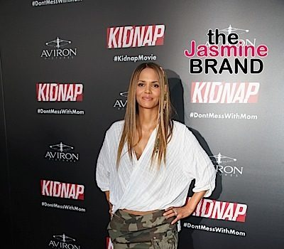 Halle Berry Speaks Out, After Suffering Injury On MMA Movie Set