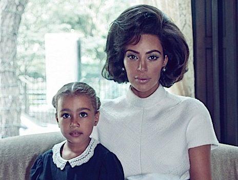 Kim Kardashian Is Jackie Kennedy In New Shoot