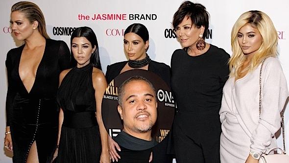 Irv Gotti Applauds Kris Jenner, Says Racists Hate Kardashian & Jenner Sisters Dating Black Men