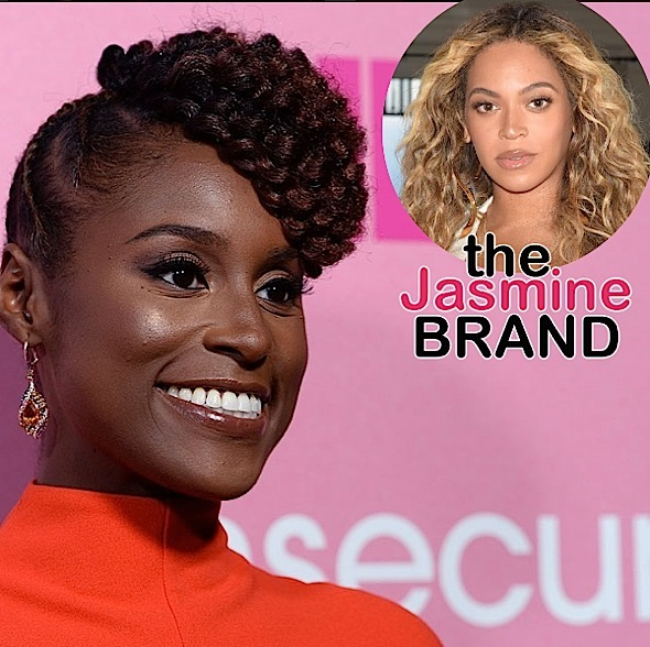 Issa Rae Reacts To Meeting Beyonce: She told me I was BEAUTIFUL!
