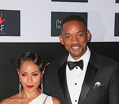 Will Smith Says He Isn't Responsible For Making Wife Jada Pinkett-Smith Happy