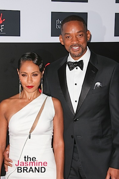 Will Smith & Jada Celebrate 20 Year Wedding Anniversary [Photo]
