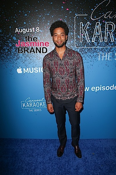 Jussie Smollett Charged W/ Disorderly Conduct For Filing False Police Report