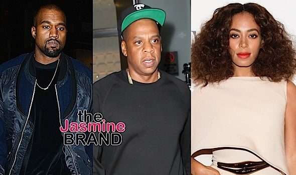 Jay-Z To Kanye West: 'You Can't Bring My Kid or My Wife Into It' + Admits Fall-Out With Solange: We had 1 disagreement.