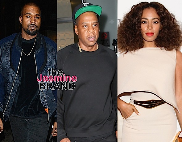 Jay Z To Kanye West: 'You Can't Bring My Kid or My Wife Into It' + Admits Fall-Out With Solange: We had 1 disagreement.